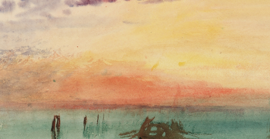 Turner : An Exhibition at Jacquemart Andree museum